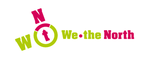 We the North - logo